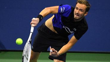 Медведев несмог выйти вфиналUS Open