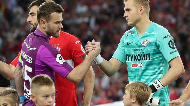 ЦСКА— «Спартак»: дерби вцифрах