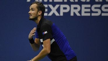 Медведев объяснил, что его взбесило вполуфинале. Даниил непростил судью