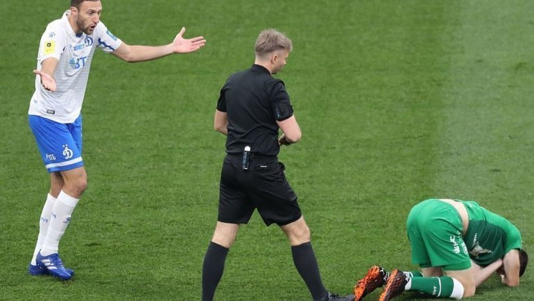Кирилл Новиков: «Пенальти внаши ворота небыло»