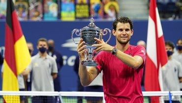 Тим— первый австриец, выигравшийUS Open