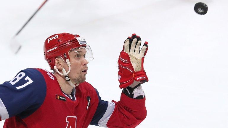 Рушан Рафиков. Фото photo.khl.ru