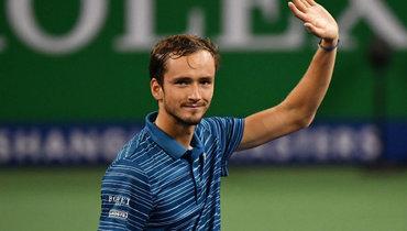 Медведев гарантировал себе участие вИтоговом турнире ATP