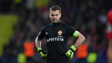 Руслан Нигматулин: «Акинфеев принял решение посборной. Шунин заслужил быть первым номером»