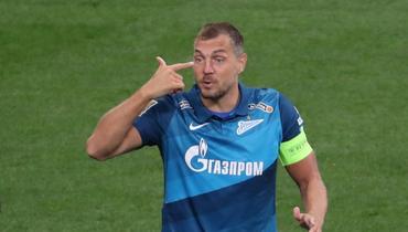 Дзюба сравнялся сЛоськовым поголам вчемпионате России