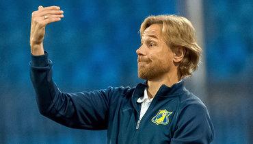 Валерий Карпин: «Если «Ростов» будет так играть, торезультат придет»