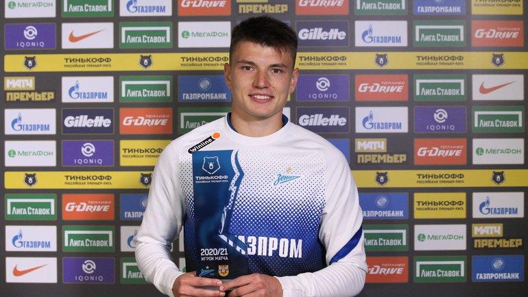 Андрей Мостовой. Фото РИА Новости
