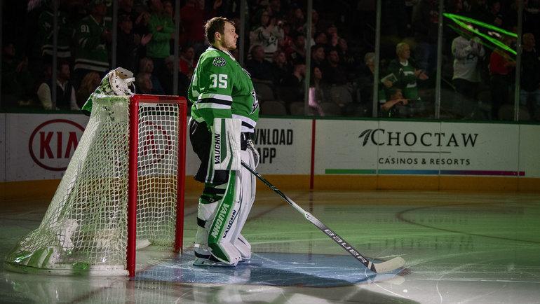 Антон Худобин. Фото USA Today Sports