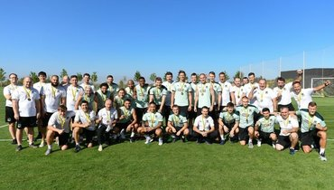 Футболисты «Краснодара» получили бронзовые медали засезон-2019/20