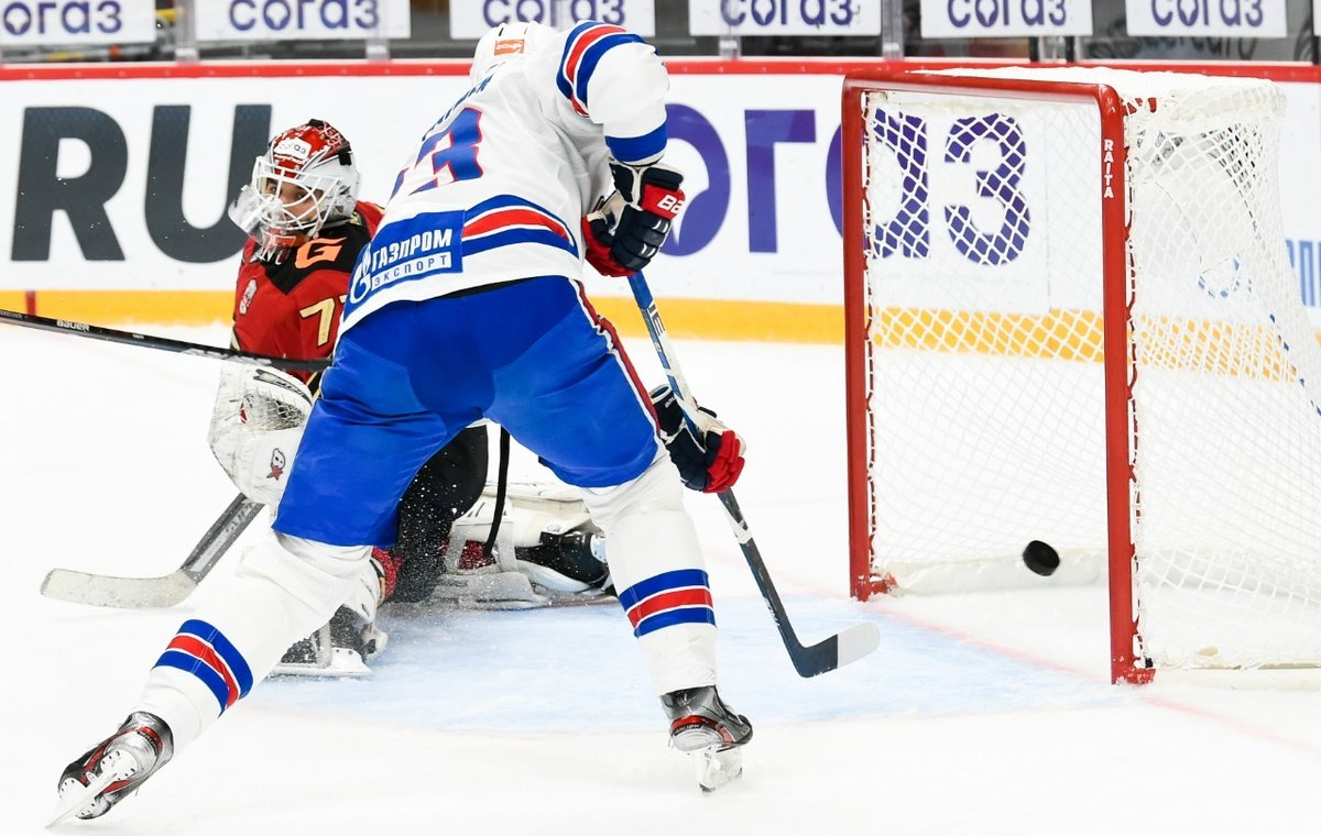 Невероятная битва вКХЛ уже настарте регулярки. Эти команды должны быть вфинале Кубка Гагарина