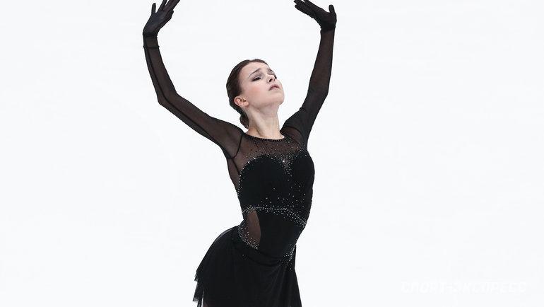 Анна Щербакова. Фото Дарья Исаева., «СЭ» / Canon EOS-1D X Mark II