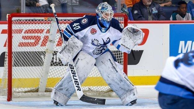 Михаил Бердин. Фото Arctic Ice Hockey