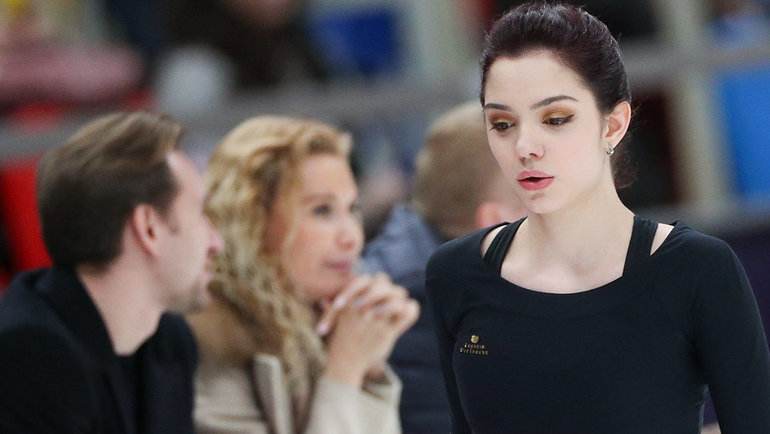 Евгения Медведева. Фото Дарья Исаева, «СЭ» / Canon EOS-1D X Mark II