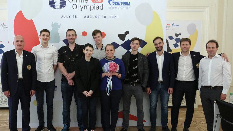 Александр Мотылев (второй справа). Фото Этери Кублашвили