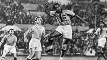 11 голов, хет-трики Стрельцова иСальникова. Вэтот день СССР одержал крупнейшую победу вистории