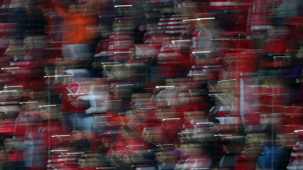 16сентября. Москва. «Родина»— «Спартак»— 1:5. Фото Александр Федоров, «СЭ» / Canon EOS-1D X Mark II