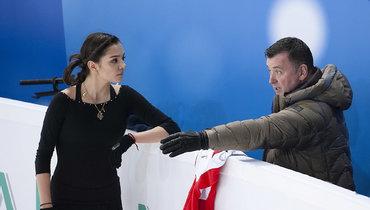 Орсеру неважно, почему Медведева решила вернуться кТутберидзе