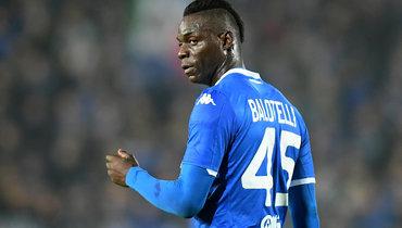 Мино Райола: «Балотелли продолжит играть вЕвропе. Марио— один излучших нападающих Италии»
