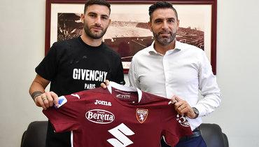 «Торино» арендовал защитника «Сампдории» Мурру