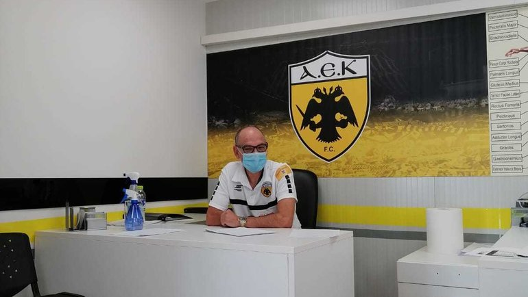 «Краснодар»— фаворит против ПАОК. Апро Бакаева иАЕК неслышал». Интервью Джорджо Д'Урбано, ассистента Массимо Карреры.