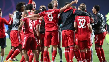 УЕФА назвал претендентов названия лучших всвоих амплуа вЛиге чемпионов