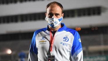 Кирилл Новиков.