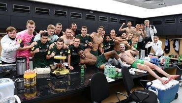 «К— Команда». Победное фото «Краснодара» после выноса «Химок»