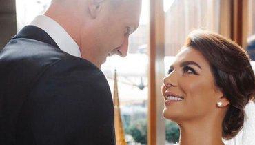 Седокова вышла замуж забаскетболиста Тимму