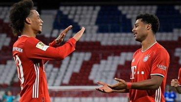 Сане доволен своим дебютом в «Баварии»