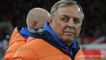 Президент «Славии» объявил, что команду возглавит Тарханов