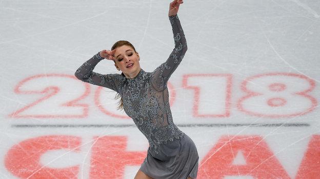 Мария Сотскова. Фото Дарья Исаева, «СЭ» / Canon EOS-1D X Mark II