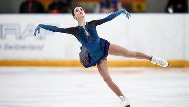 Щербакова выиграла короткую программу напервом этапе Кубка России вСызрани