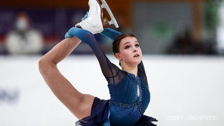 Анна Щербакова. Фото Дарья Исаева, «СЭ» / Canon EOS-1D X Mark II
