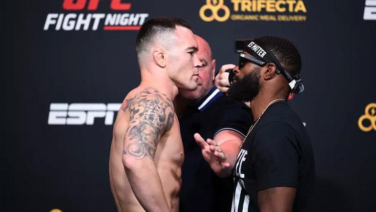 Боец UFC навсе вопросы ответил фразой «Black lives matter». Его соперник— фанат Трампа