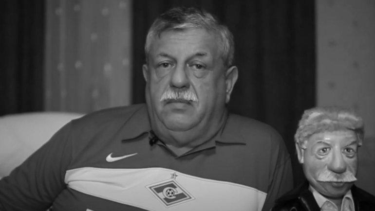 Михаил Борисов. Фото Youtube.com