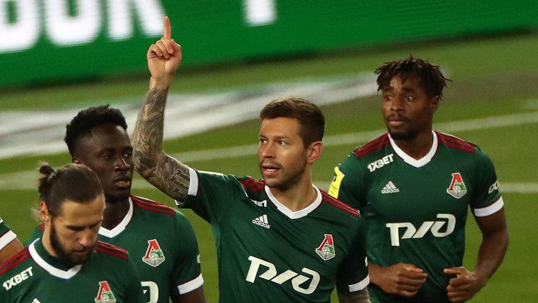 «Локомотив» победил. Носмотреть нанего тяжело