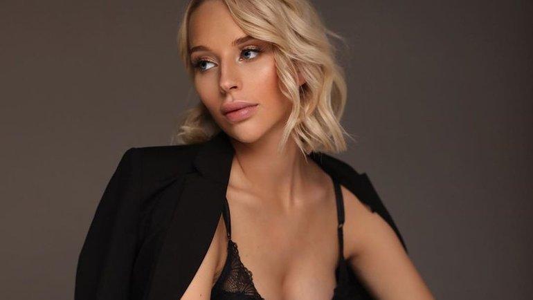 Яна Кудрявцева. Фото Instagram.
