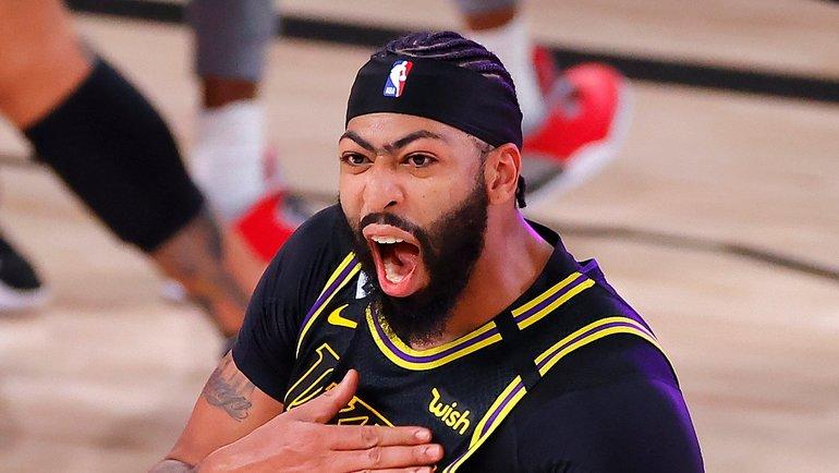 Этнони Дэвис. Фото NBA.