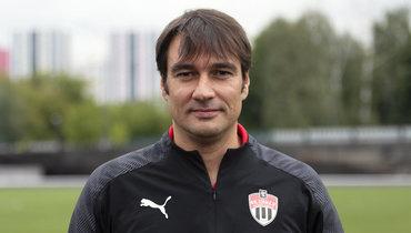 «Химки» готовят отставку Гунько. Следующий тренер— Черевченко?
