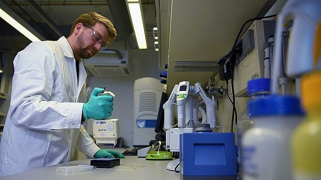Разработка вакцины откоронавируса. Фото Reuters