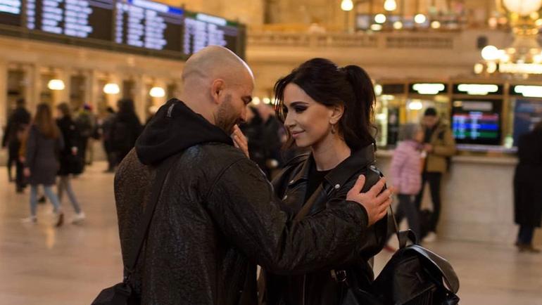 Артем Лобов и Зара. Фото Instagram