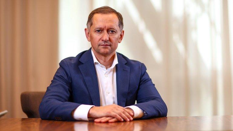 Генеральный директор «Рубина» Рустем Сайманов. Фото ФК «Рубин»
