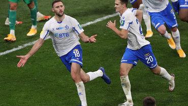 «Динамо» победило «Ахмат» благодаря голу Ордеца