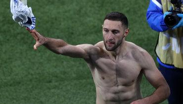 «Спасибо заевросезон!» Кадры матча «Динамо» после провала вЛиге Европы