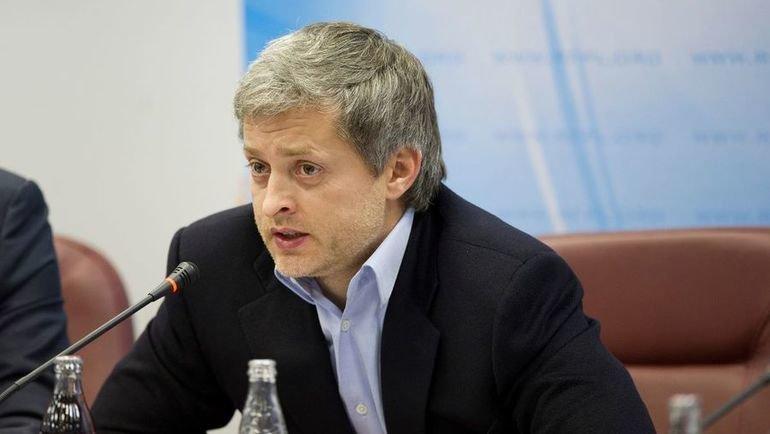 Глава ФНЛ Игорь Ефремов. Фото Антон Сергиенко