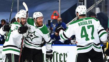 Радулов обошел Фетисова поголевым передачам вплей-офф НХЛ