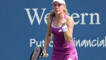 Первая десятка рейтинга WTA неизменилась, Александрова занимает 31-е место