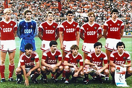 Сборная СССР наОлимпиаде-1988. Фото rusteam.permian.ru