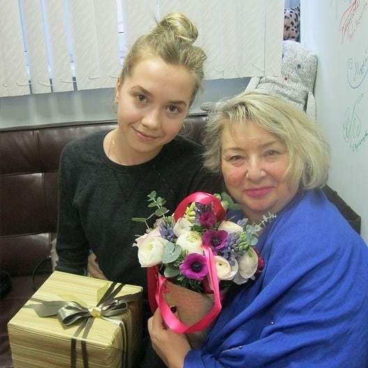 Татьяна Тарасова иЕлена Радионова. Фото https://www.instagram.com, photo.khl.ru