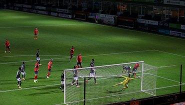 «Манчестер Юнайтед» вышел в1/8 финала Кубка английской лиги